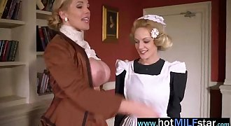 Hot Mummy (loulou rebecca) Enjoy Monster Dick mov-25