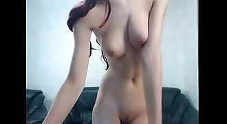 Petite nude redhead xhamster live