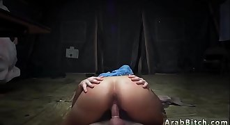 Petite anal strap on xxx Sneaking in the Base!